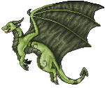 Auction Prize- Dragon by Blavi