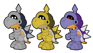 The Koopatrols (Darkness in Time) by Leonidas23