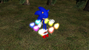 Sonic and The Pure Hearts by MephistaTheDark