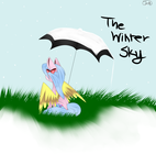 The Winter Sky by VixiePaint