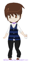 Keima Page Doll Do not use! by Sarushimi