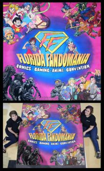 Florida Fandomania by ChalkTwins