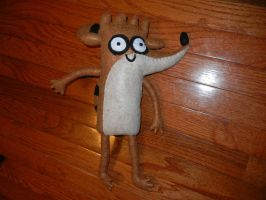 Med. Rigby doll by HayleySkellington