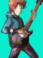 DAT BASS by Yoshiie