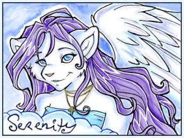 Badge Commission :: Serenity by cybre