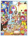 The Fast Food Empire by Mystical-Kaba
