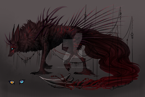 QuillDog: The Dragon's Cold Shadow by MischievousRaven