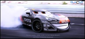 Fredric Aasbo  GT86 CARS Edition Drift Version by GlaciusCreations