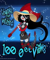 Marceline: Thanks for the 100 k by SicilianValkyrie