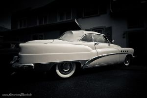 1953 Buick Convertible by AmericanMuscle