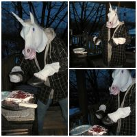 Unicorn the other white meat!!!! by KINGOOB