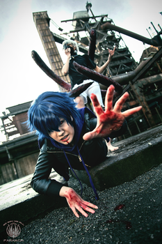 One More Minute - Tokyo Ghoul Cosplay by faramon