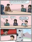 Boardroom Suggestions Super Smash Brothers. by ArthurEngine