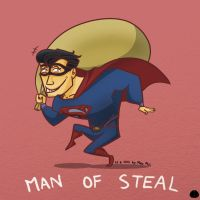 Man of Steal by MeoMoc