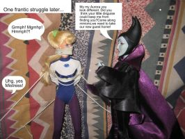 Maleficent's Dungeon: Part I: 5 by alleghany71