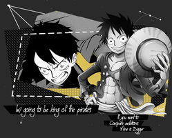 Luffy-tag by NeroSpawen