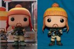 Funko Pop Jayne Cobb Repaint by LMRourke