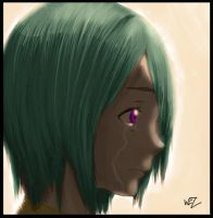 Eureka 7:Tears of an angel by W-E-Z