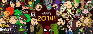 2014 Fan Art! by tarunbanned