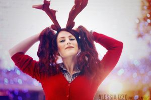 Rudolph is back by Alessia-Izzo