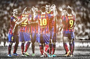 Barcelona Edit by Marcus-GFX