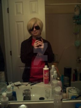 Dave Strider 2 by Ciel-Scene