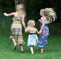 Girls Everywhere 13 by Falln-Stock