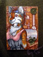ACEO Kirsch by Suane