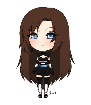 .:: Ai Chibi ::. by YourSweetHime