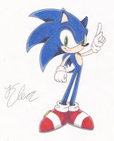 Sonic by SonicBornAgain