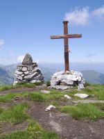 Beccorosso's Cross (2214m) by FraterSINISTER