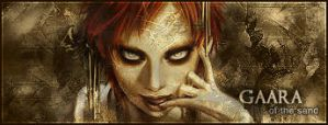Gaara of the Sand by Wizmaster