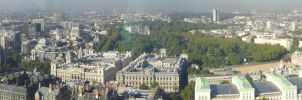 London Eye View 2 by stepone7