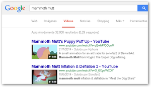 Mammoth Mutt Videos Page by InflationVideo