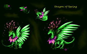 NWD Dragon of Spring by Asura1