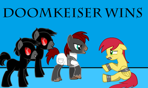 Apple Thunder vs DoomKeiser - DoomKeiser wins by Imp344