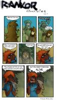 Rankor Chronicles: 134th page by SandraMJ