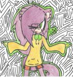 Malkiis-Banana Power -coloured- by xXcrusader-helperXx