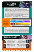 League of Legends Layout by Hyack