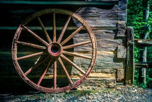 Wagon Wheel by CHabio