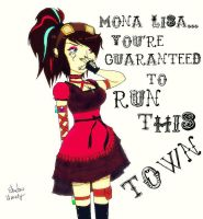 Run This Town. by TheMissShadowLovely