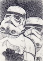 PSC: Stormtroopers by JasonShoemaker