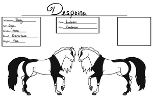 Despoina by gyngercookie