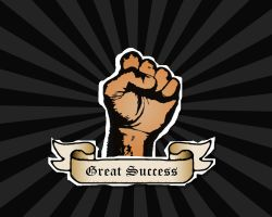 Fist of great Success by KorruptNinja