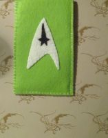Star Trek phone case by starry-night16