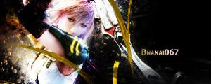 Lightning Signature by Xhenya