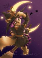 The Witch by MaXedCats
