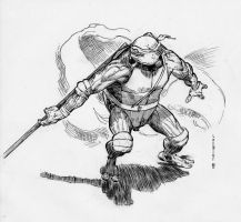 TMNT Donatello B5L by Laemeur