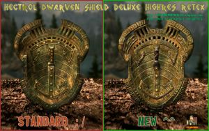 Hectrol DWARVEN SHIELD Deluxe HR Retex  04 by hectrol