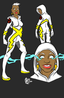 Storm Redesign by EarthmanPrime